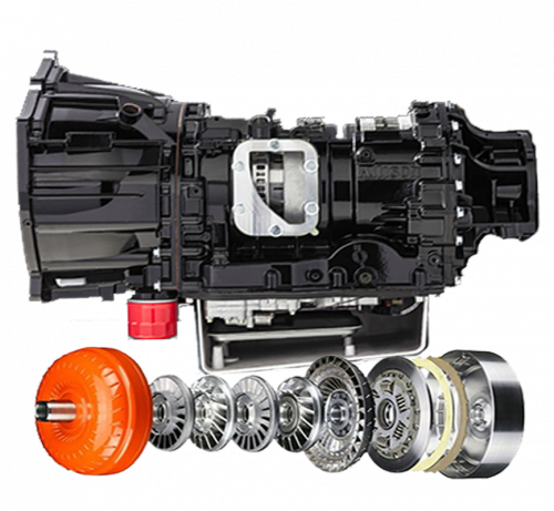 2013-2017 6.7L Cummins - Transmission Components