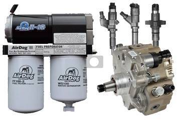 2003-2007 6.0L Powerstroke - Fuel System