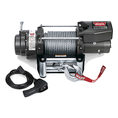 2007.5-2009 6.7L Cummins - Winches
