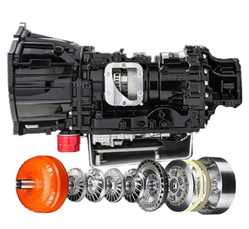 2003-2004 5.9L Cummins - Transmission Components