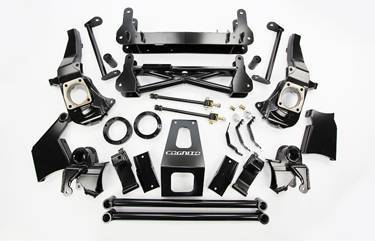 Steering & Suspension Components