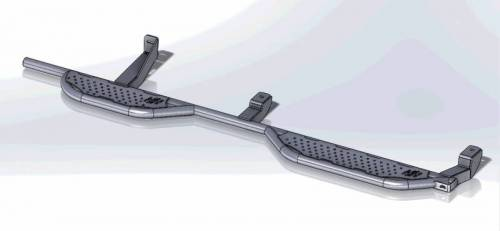 HAMMERHEAD - Chevrolet/GMC 2500-3500 Regular Cab Long Wheel Base With Bed Access Running Boards 2007-2018