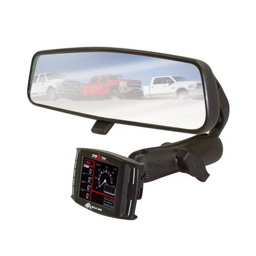 Bully Dog - Bully Dog   RAM Mirror-Mate Mounting Kit for GT/WatchDog Ford, Dodge, Nissan, Jeep, Toyota   31600