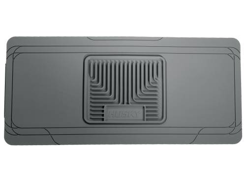 Husky Liners - Husky Liners | Heavy Duty Center Hump Floor Liner 75-10 Chevy/Toy/Mazda/GMC/Ford-Grey | 53002