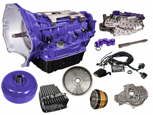 ATS Diesel Performance - ATS Diesel Performance | Stage 4 68RFE 4WD Transmission Package with Co-Pilot and 3 year/300000 Mile Warranty 12-18 RAM 6.7L Cummins | 3097462380