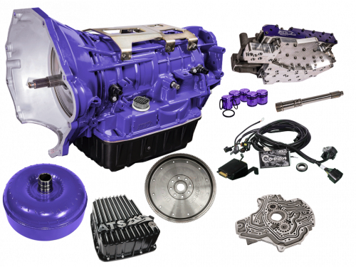 ATS Diesel Performance - ATS Diesel Performance   Stage 2 68RFE 2WD Transmission Package with Co-Pilot and 3 year/300000 Mile Warranty 12-18 RAM 6.7L Cummins   3097232380