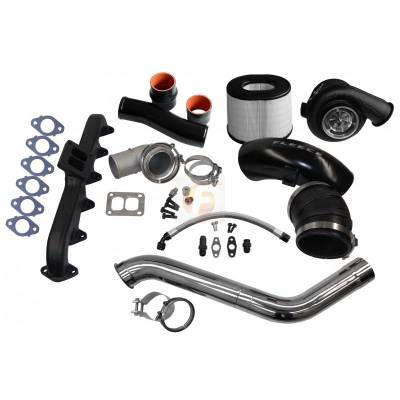 Cummins - 2016-2017 Nissan Titan XD 5.0L Cummins - Turbos & Turbo Kits