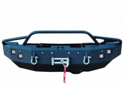 2007.5-2010 6.6L LMM Duramax - Exterior Accessories - Bumpers