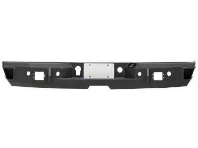 Exterior Accessories - Bumpers - Rear Bumpers