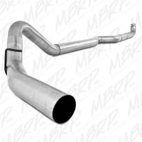 """Exhaust Systems - 4"""" Exhaust Systems - MBRP Exhaust - MBRP - S6004PLM 4"""" PLM Series Downpipe-Back Exhaust System"""