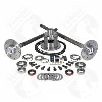 Jeep - 1987-1995 Jeep Wrangler YJ - Yukon Gear & Axle - Yukon Ultimate 35 Axle Kit For Bolt-In Axles With Yukon Zip Locker Yukon Gear & Axle