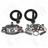 Jeep - 1987-1995 Jeep Wrangler YJ - Yukon Gear & Axle - Yukon Gear And Install Kit Package For Jeep XJ And YJ With Dana 30 Front And Model 35 Rear 4.88 Ratio Yukon Gear & Axle