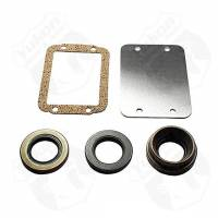 Jeep - 1987-1995 Jeep Wrangler YJ - Yukon Gear & Axle - Dana 30 Disconnect Block-Off Kit Includes Seals And Plate Yukon Gear & Axle
