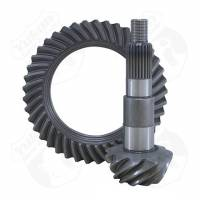 Jeep - 1987-1995 Jeep Wrangler YJ - Yukon Gear & Axle - High Performance Yukon Ring And Pinion Replacement Gear Set For Dana 30 Reverse Rotation In A 5.13 Ratio Yukon Gear & Axle
