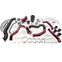 Turbos & Turbo Kits - Twin Turbo Kits - Wehrli Custom Fabrication - WC Fab | 2007.5-2010 LMM Duramax S400/S300 Twin Turbo Install Kit | WCF100565