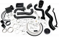 Turbos & Turbo Kits - Twin Turbo Kits - Wehrli Custom Fabrication - WC Fab | 2011-2016 LML Duramax S400/Stock Twin Kit | WCF100575