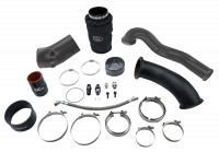 Wehrli Custom Fabrication - WC Fab | 2007.5-2009 6.7 Cummins S400 High Mount 2nd Gen Swap Kit | WCF100487