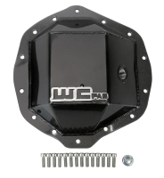"Differential Components - Rear Differential - Wehrli Custom Fabrication - WCFAB | Duramax/Cummins AAM 11.5"" Rear Differential Cover 