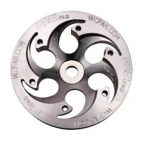 Injection Pumps - Pulleys - Wehrli Custom Fabrication - WCFAB  Duramax Billet CP3 Pulley Deep Offset Raw Finish   WCF100429