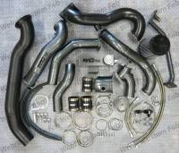 Turbos & Turbo Kits - Twin Turbo Kits - Wehrli Custom Fabrication - WCFAB | 2001-2016 LB7/LLY/LBZ/LMM/LML Duramax S500/S400 Twin Kit | WCF100581