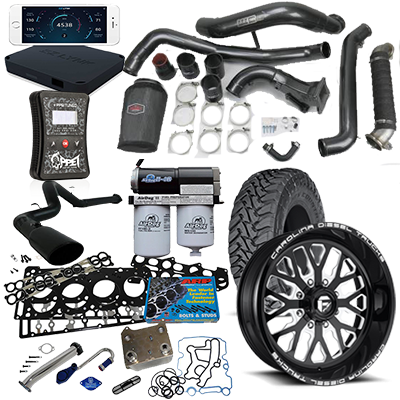 Powerstroke - 2008-2010 6.4L Powerstroke - Package Deals