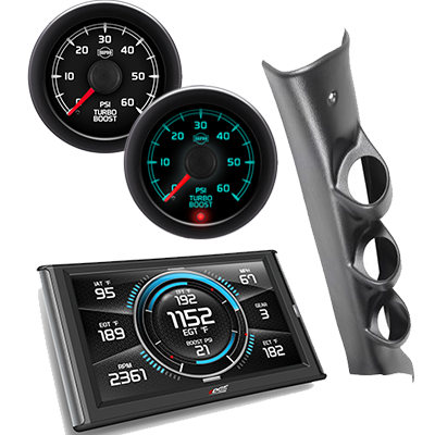 Duramax - 2007.5-2010 6.6L LMM Duramax - Gauges, Pods & Packages