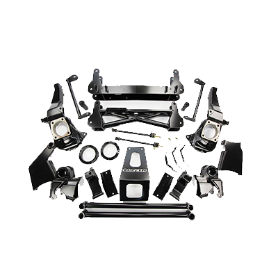 Duramax - 2006-2007 6.6L LBZ Duramax - Steering & Suspension Components