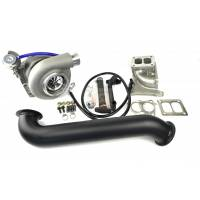 2007.5-2010 6.6L LMM Duramax - Turbos & Turbo Kits - Fleece Performance - Fleece Performance | 2004.5-2010 Duramax S362 FMW Turbo Kit | FPE-0410-S362-V-FMW