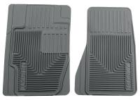 2016+ GM 2.8L Colorado/Canyon - Interior Accessories - Husky Liners - Husky Liners | Heavy Duty Front Floor Mats 02-12 Nissan/Mercury/Cadillac/Chevy/Ford/GMC/Dodge-Grey | 51122