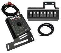 Jeep - 2018+ Jeep Wrangler JL - sPOD - sPOD | BantamX w/ Red LED Switch panel for JK 2009-2018 | BX-0918-JK-R