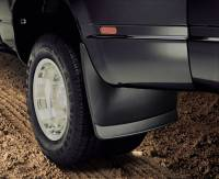 1982-2000 6.2L/6.5L Non-Duramax - Exterior Accessories - Husky Liners - Husky Liners | Mud Flaps Rear 88-00 Chevy C, K GMC C, K Series Dually Models Only | 57251