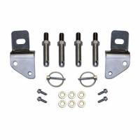 Steering & Suspension - Sway Bars - Synergy MFG - Synergy MFG | JK Front Sway Bar Quick Disconnects 07-18 Wrangler JK/JKU | 8077