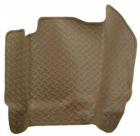 1999-2003 7.3L Powerstroke - Interior Accessories - Husky Liners - Husky Liners | Center Hump Floor Liner Classic 00-07 Ford F Series Super Duty Auto Trans-Tan | 82453