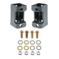 Steering & Suspension - Shock Absorbers - Synergy MFG - Synergy MFG | Jeep TJ/LJ Front Lower Shock Relocation Bracket | 8167-01