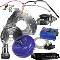 Transmission Components - Automatic Components & Overhaul Kits - ATS Diesel Performance - ATS Diesel Performance | 4R100 Conversion Kit For 2007.5-2013 Dodge 6.7L 4X4 | 319904A326