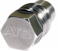 2008-2010 6.4L Powerstroke - Differential Components - ATS Diesel Performance - ATS Diesel Performance | Drain Plug 1-Inch Dia 3/8 Hex Stainless Steel W/ Magnet | 4020091000