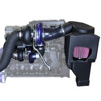 2003-2004 5.9L Cummins - Turbos & Turbo Kits - ATS Diesel Performance - ATS Diesel Performance | Aurora 4000/7500 Twin Turbo Kit Dodge 2003-07 | 202A472272