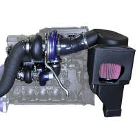 2003-2004 5.9L Cummins - Turbos & Turbo Kits - ATS Diesel Performance - ATS Diesel Performance | Aurora 3000/5000 Twin Turbo Kit Dodge 2003-07 | 202A352272