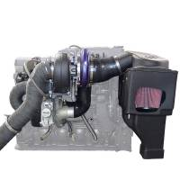 PART TYPE - Turbos & Turbo Kits - ATS Diesel Performance - ATS Diesel Performance | Aurora Plus 7500 Compound Turbo System 2010-2012 Dodge 6.7L Cummins | 2029722362