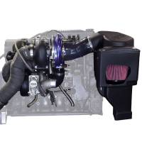 PART TYPE - Turbos & Turbo Kits - ATS Diesel Performance - ATS Diesel Performance | Aurora Plus 5000 Compound Kit 2010-12 Dodge 6.7L | 2029522356