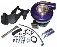 PART TYPE - Turbos & Turbo Kits - ATS Diesel Performance - ATS Diesel Performance | Aurora 3000 Turbo System W/O Up-Pipes And Electronic Control Box Early 2003 Ford 6.0L Powerstroke | 2029313278