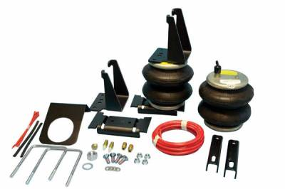 2013-2018 6.7L Cummins - Steering & Suspension Components - Helper Springs & Airbag Kits