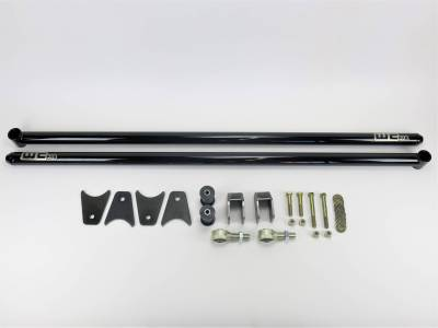 2013-2018 6.7L Cummins - Steering & Suspension Components - Traction Bars