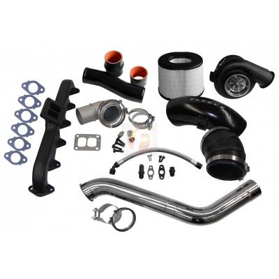 Cummins - 2010-2012 6.7L Cummins - Turbos & Turbo Kits