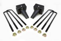 Steering & Suspension - Add-A-Leaf and Block Kits - ReadyLift - ReadyLift | Rear Block Kit | 66-2025