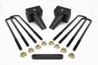 Steering & Suspension - Add-A-Leaf and Block Kits - ReadyLift - ReadyLift | Rear Block Kit | 66-2222