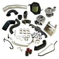 2003-2004 5.9L Cummins - Turbos & Turbo Kits - BD Diesel - BD Diesel | Cobra Twin Turbo Kit | 1045794