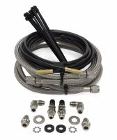 Steering & Suspension - Helper Springs & Airbag Kits - Air Lift - Air Lift | AIR CELL; NON ADJUSTABLE LOAD SUPPORT | 52300