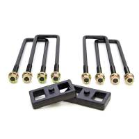 Steering & Suspension - Add-A-Leaf and Block Kits - ReadyLift - ReadyLift | Rear Block Kit | 66-3121