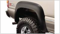 Exterior Accessories - Fender Flares - Bushwacker - Bushwacker | Extend-A-Fender® Flares | 40104-02
